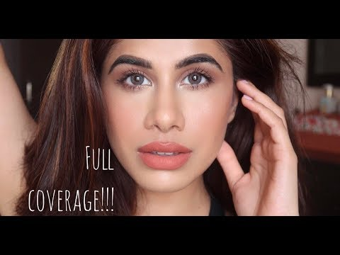 FULL COVERAGE FOUNDATION ROUTINE 2018
