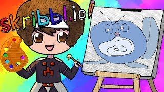 Draw My Thing Skribbl.io - [3] We are back!