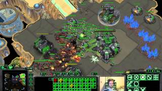 If you die in hell, where do you go? - Masters TvZ - Starcraft 2 HotS