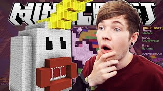 Minecraft | THE UGLIEST UNICORN | Build Battle Minigame