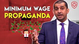 Minimum Wage Debunked - Why Amazon & Walmart Love the Idea