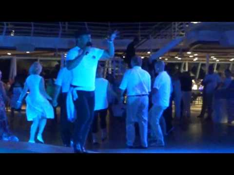 Royal Caribbean - Vision of the seas - White Party 21 September 2016