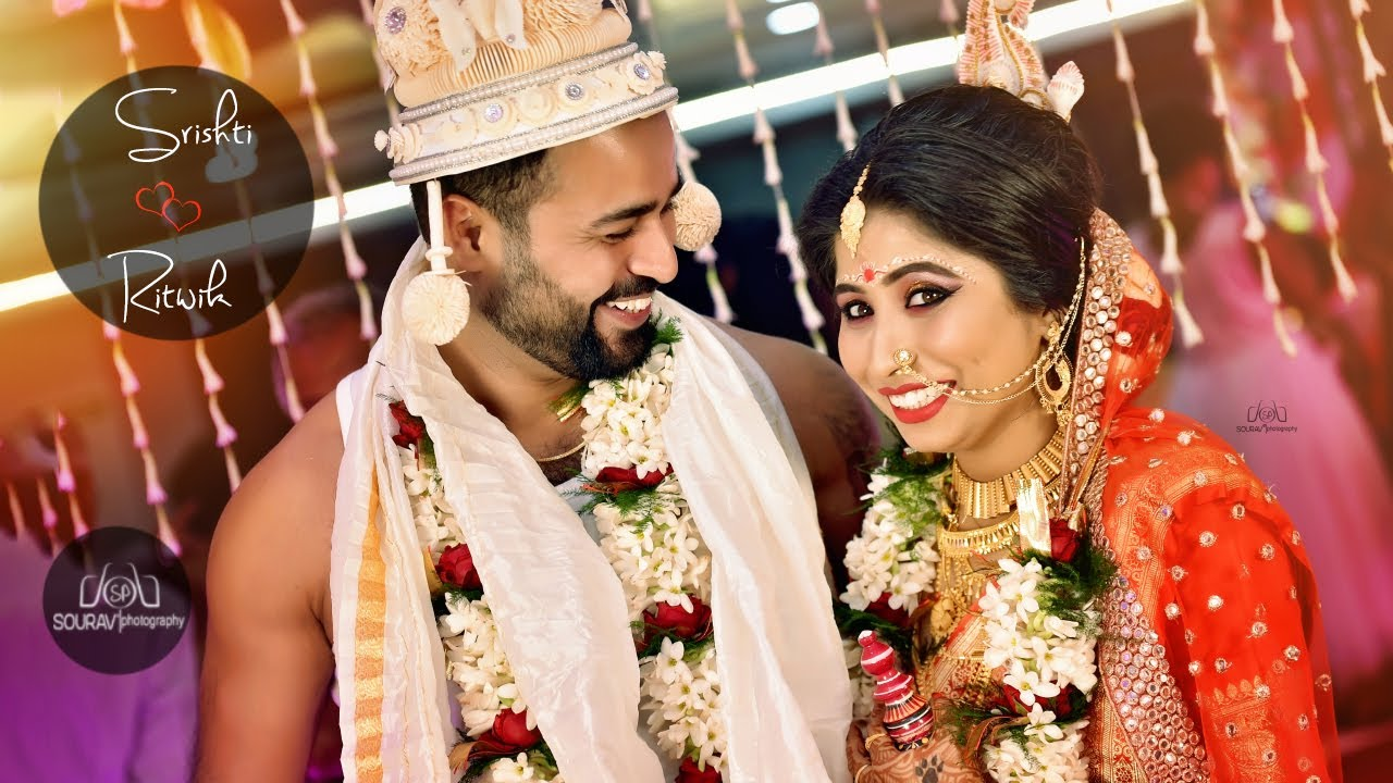 || Srishti & Ritwik || CINEMATIC WEDDING TEASER ©All Rights Reserved Sourav's Photography