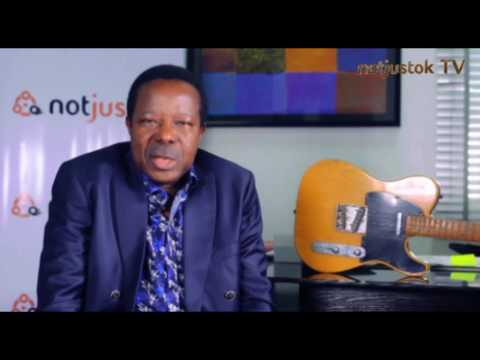 King Sunny Ade on Grammy Nominations, Juju Music, International Record Deals & More | Notjustok TV