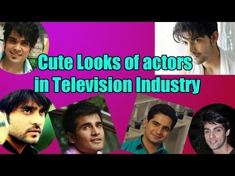 Cute Looks of Indian Television Actors
