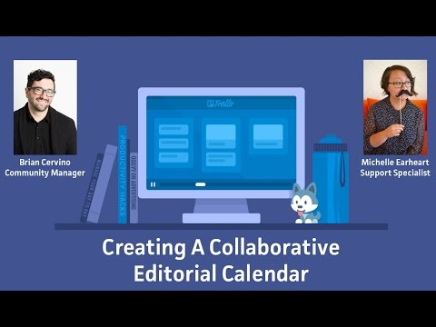 Webinar - Creating A Collaborative Editorial Calendar