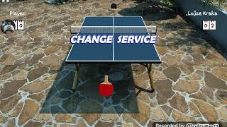 El mejor jugador de ping pong
