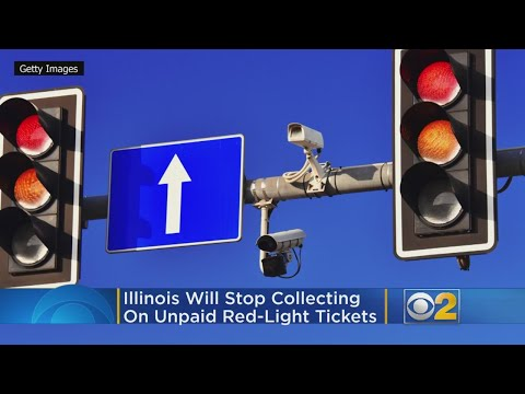 Mick Lee - Illinois Will Stop Collecting On Unpaid Red-Light Tickets