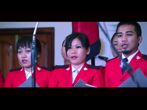 Territorial Staff Songsters - mi danglam nih ka huam - I dare to be different