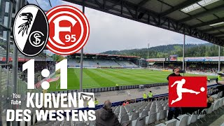 SC Freiburg - Fortuna Düsseldorf 1:1 Tore & Highlights 05.05.2019| HAPPY BIRTHDAY FORTUNA