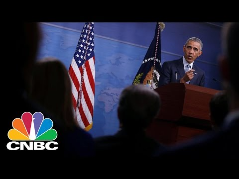 President Obama: Donald Trump Not Qualified To Be President | CNBC
