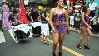 Desfile de Correo / San Rafael Obrajuelo, La Paz / El Salvador / Arte y Talento / 2014 (20)