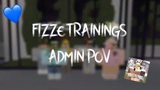 Roblox ? Entrenamientos Fizze - Admin POV #19