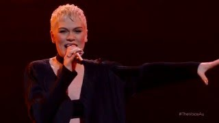 Download Video Jessie J performs 'I Have Nothing'   The Voice Australia 2016 MP3 3GP MP4