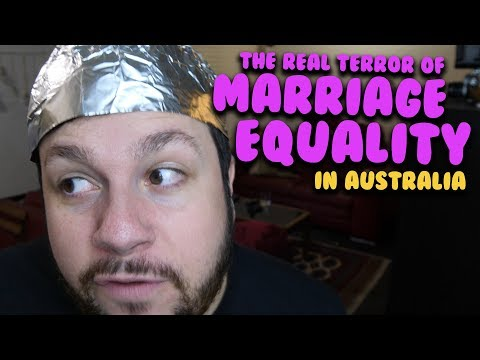 Marriage Equality Terror