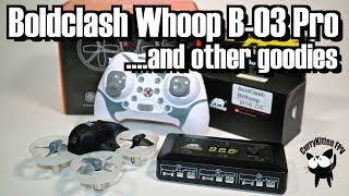 FPV Reviews: Boldclash B-03 Pro and FPV conversion