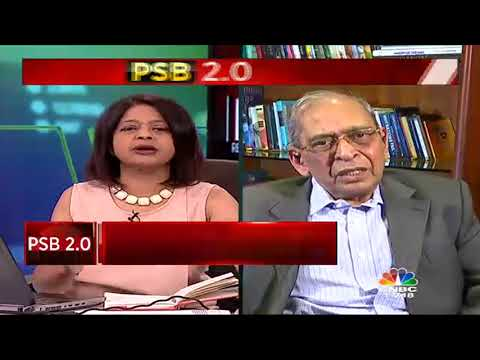PSB 2.0 With N Vaghul, The Doyen Of Banking - PART 2