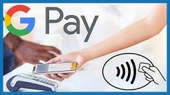 Google Pay einrichten und fast überall kontaktlos per Handy bezahlen