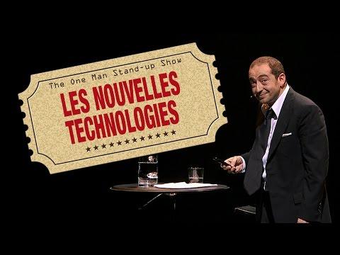 Patrick Timsit - Les nouvelles technologies