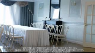 Коттедж на свадьбу с банкетным залом в поселке Юкки