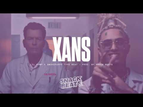 "[FREE] Lil Pump x Smokepurpp Hard Trap Type Beat 2018 – ""Xans""   Snack Beats"