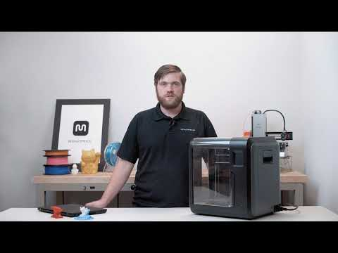 MP Voxel 3D Printer Introduction & Setup - Monoprice Support