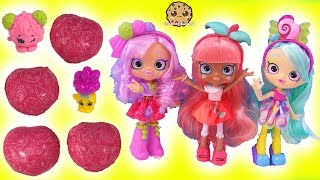Season 10 Shop Style Shoppies + Surprise Fizz Color Change Shopkins
