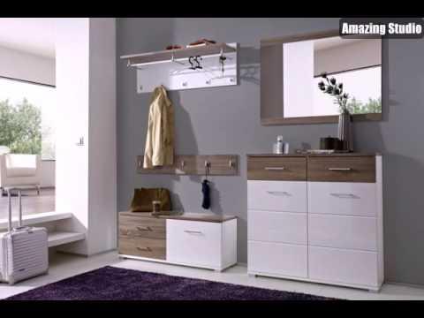 Flurmöbel interior design ideen flurmöbel aus holz möbelset für den flur