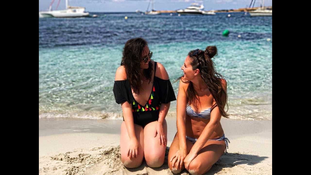 [VIDEO] - End of summer. IBIZA 2017. Outfits. Hidden beach. Food. Buddymoon. LOOKBOOK 6
