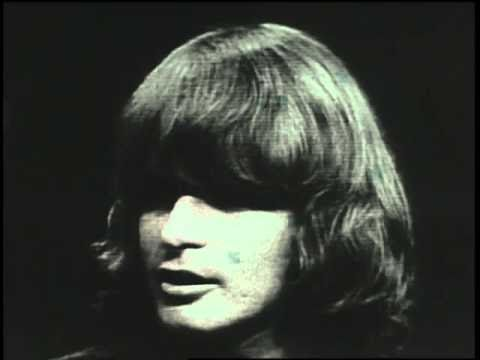 Dick Clark Interview Creedence Clearwater Revival - American Bandstand 1969