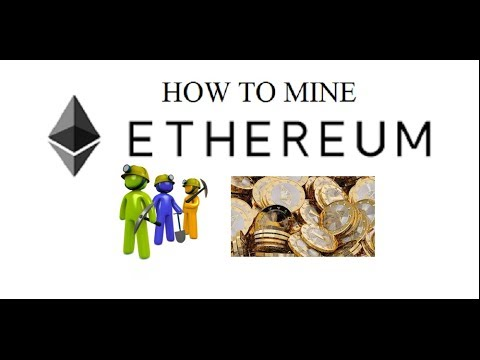 how to set up your ethereum miner