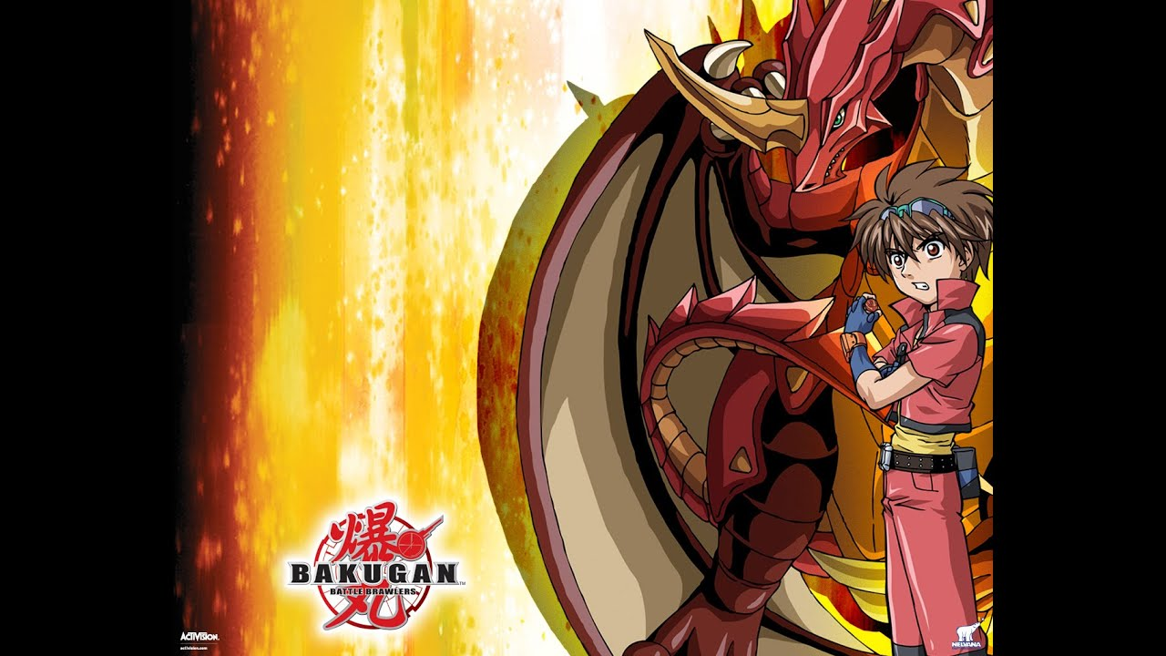 Bakugan Episodul 1 - Dublat in Limba Romana [OC]