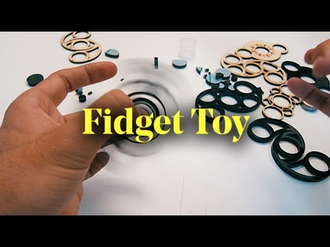 Designing And Making Your Own Fidget Toy