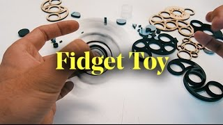 Designing and Making your own Fidget Toy - DIY Hand Spinner / Finger Spinner