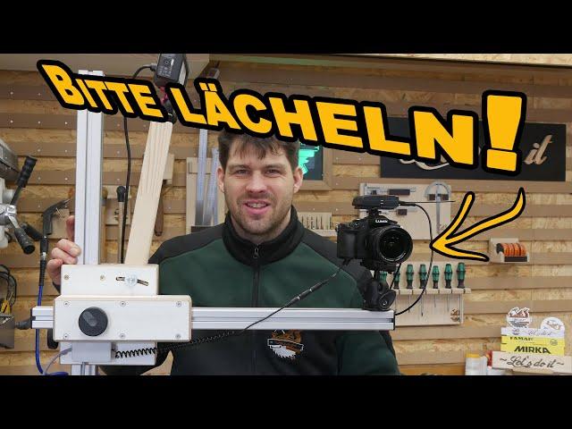 Kamera Stativ mit Akku & vielen Möglichkeiten selber bauen #5 | Let´s do it