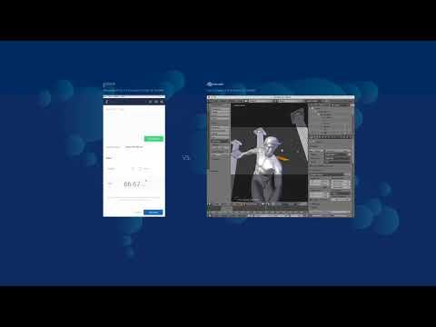 Golem Project - Blender Rendering demo of Golem Brass Beta