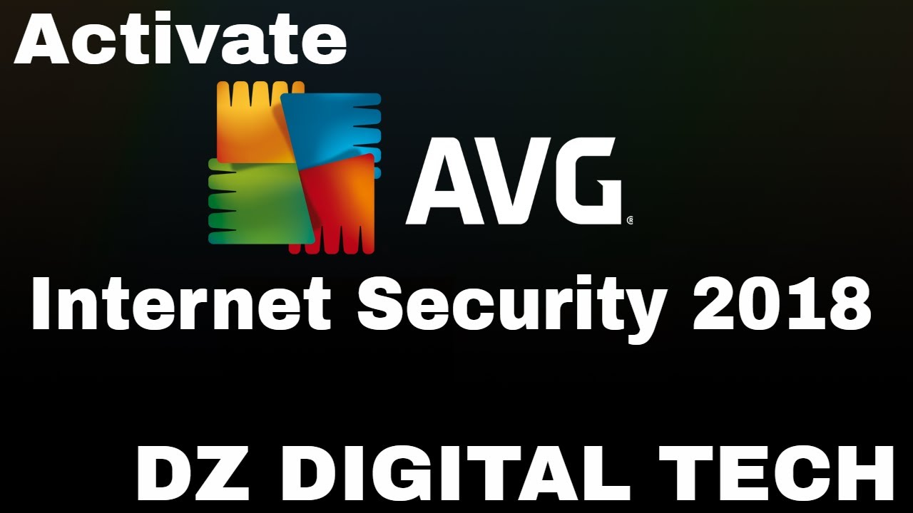 avg internet security 2018 license key 2020