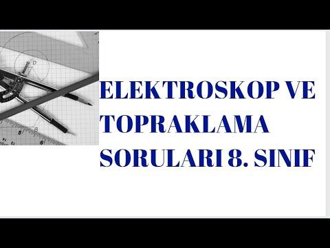 Elektrostatik Konu Anlatımı -1 | PDF | TYT Fizik #2022