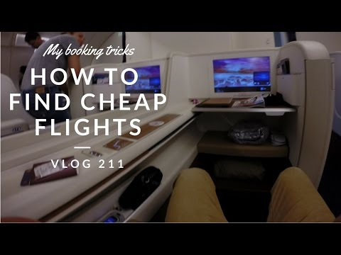 HOW TO FIND CHEAP FLIGHTS - 3 WAYS TO FIND CHEAP FLIGHTS AND TRAVEL FOR LESS - DAILY VLOGS - TIPS