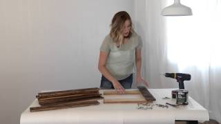 Diy Towel Rack With Colleen
