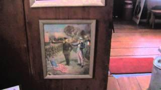A Walk through the Uncle Sam House