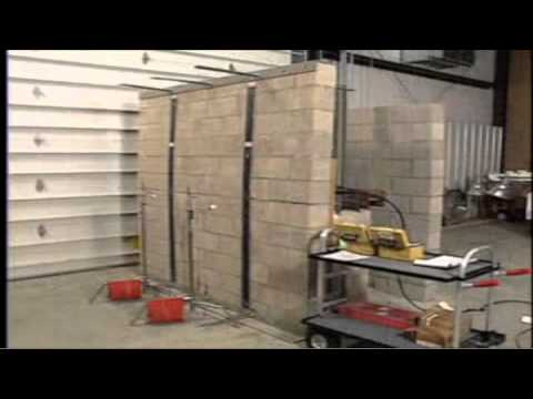 Bowing Wall Reinforcement Systems | Omni Basement Systems
