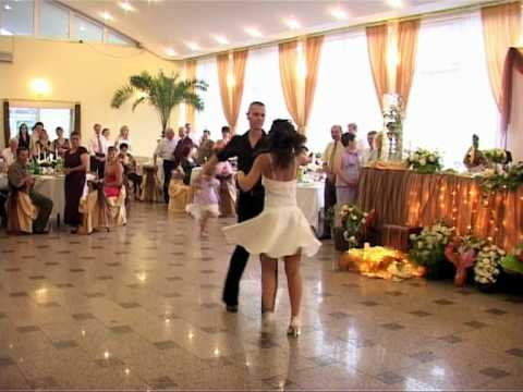 Dirty Dancing first wedding dance from the movie \