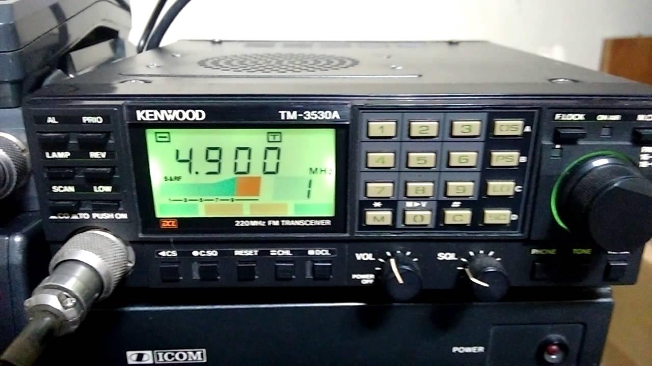 Kenwood TM 3530A (220MHz)