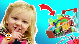 Marty Goes Shopping and Discovers Toy Store | Educational Videos for Preschoolers thumbnail