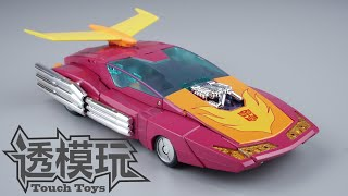 【SwiftTransform】Light Our! HOT RODIMUS! MP-28 Hot Rodimus Prime G1 Transformers 變形金刚速變 MP热破 补天士 screenshot 3