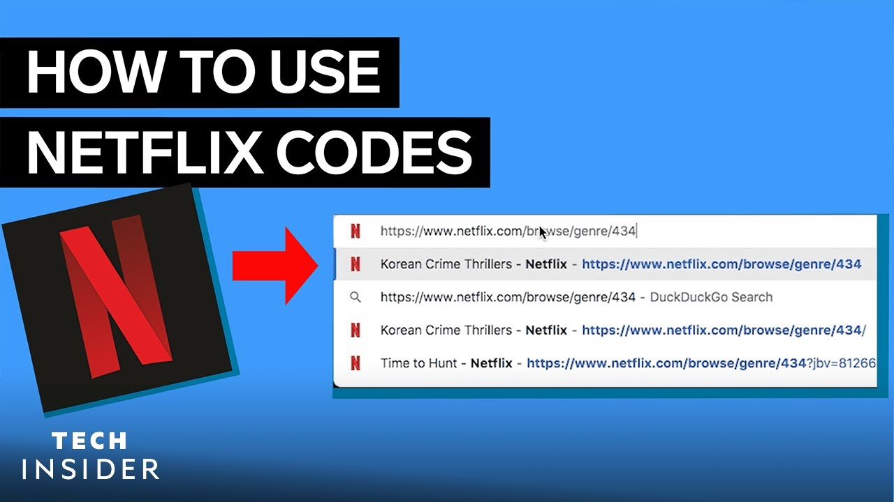 How To Use Netflix Codes To Find Hidden Content