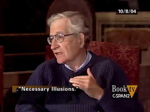 Noam Chomsky on George W Bush and Empire Building + Q&A (2004)