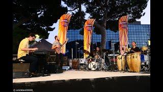 Adrien Brandeis Quartet @Jammin Juan