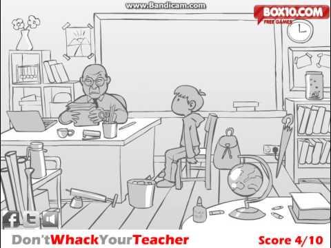 Игры 10 способов убить учителя